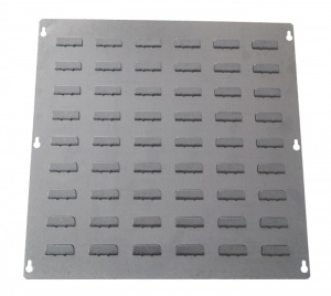 Galvanised Louvre Panel 457mm x 457mm Square