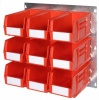 457mm x 457mm Louvre Panel Parts Bin Kit 3
