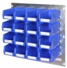 457mm x 457mm Louvre Panel Parts Bin Kit 4